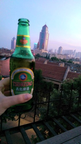 Tsingtao Bier in Qingdao China