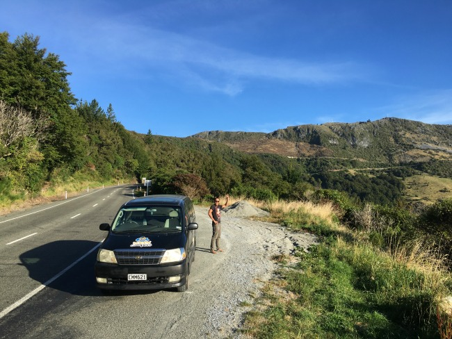 03 Camper huren Nieuw Zeeland
