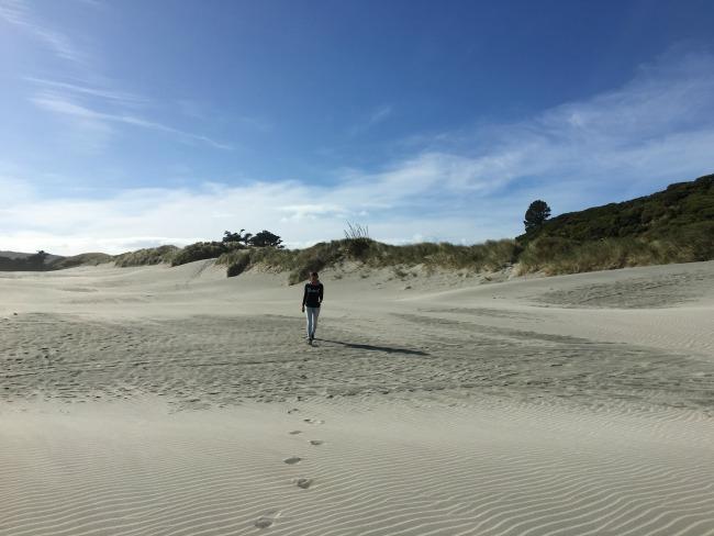 05 Nieuw Zeeland Warariki Beach