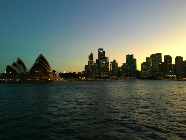 4. skyline Sydney