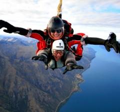 42 Skydive Nieuw Zeeland