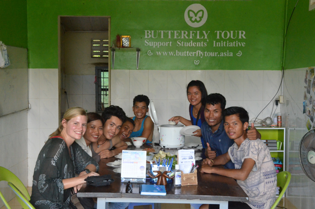 Duurzaam reizen in Camodja