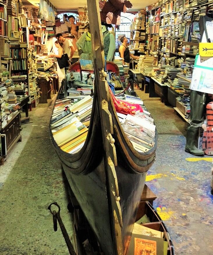 Oudste boekenwinkeltje in de wereld