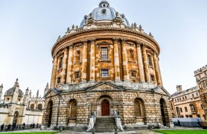 Radcliffe Camera Library