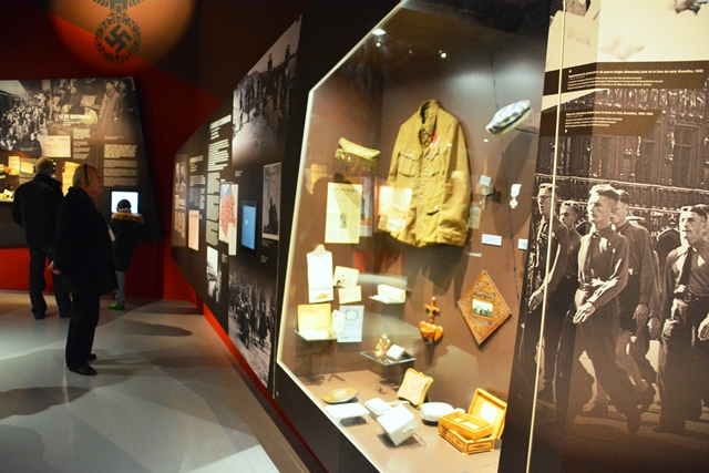 Bastogne War museum, collectie