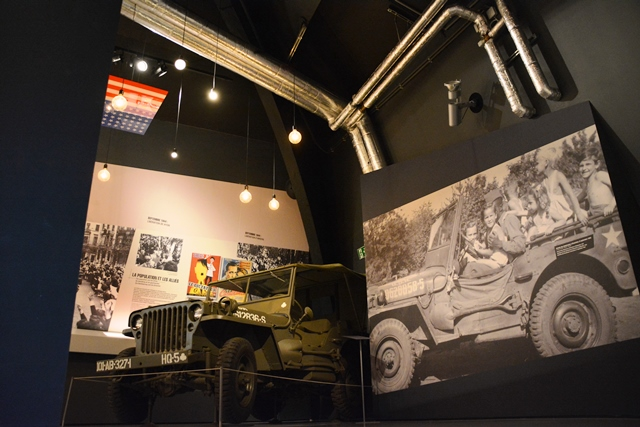 De collectie, Bastogne War museum