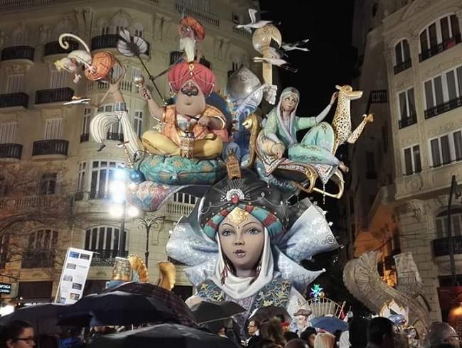 Fallas - volksfeesten