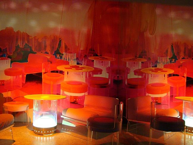 "Uitzonderlijke designcollectie, Plasticarium @ ADAM, Nightclub ""Il Grifoncino"""