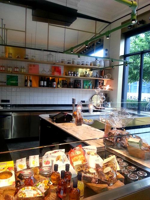 Cosmo, brasserie, winkel en catering onder één dak