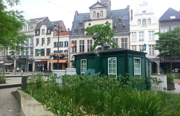 Korenmarkt Mechelen