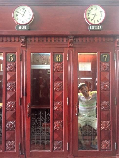 Postoffice Ho Chi Minh