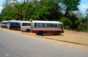 low-budget reizen: vervoer