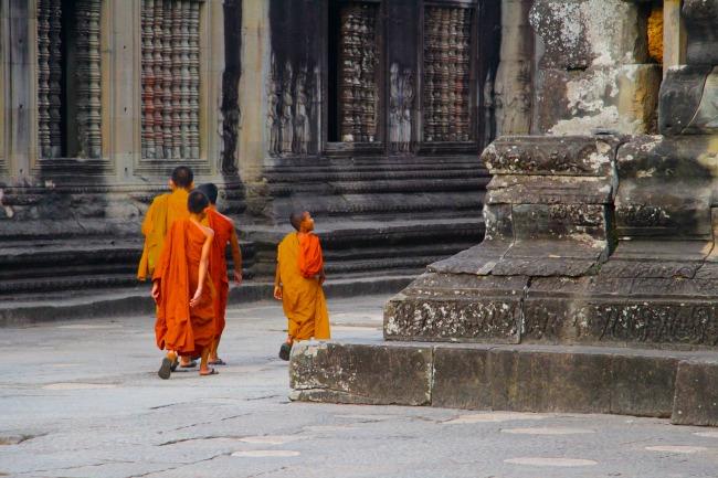 Azië bucketlist Angkor Wat