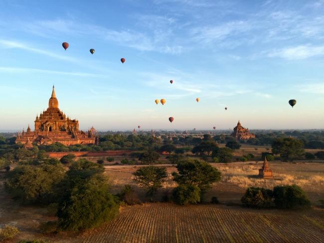 Azië bucketlist Bagan