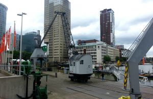 Leuvehaven Rotterdam