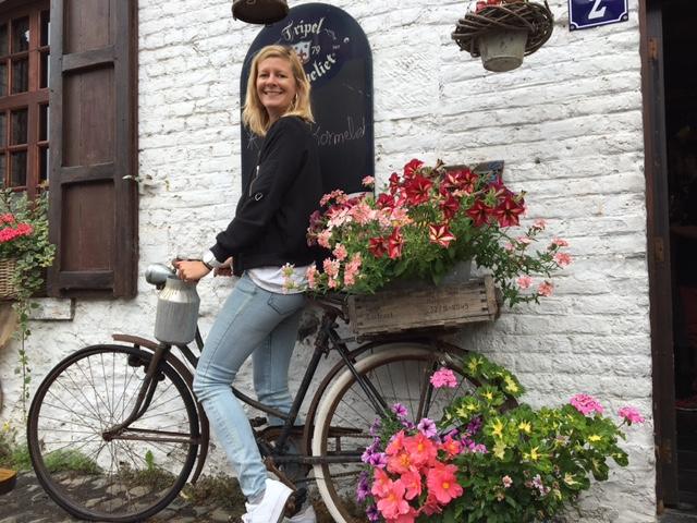 In Wallonië kom je de mooiste fietsen tegen