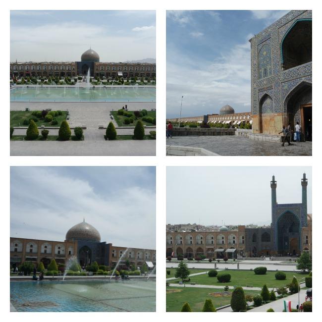 iman plein esfahan