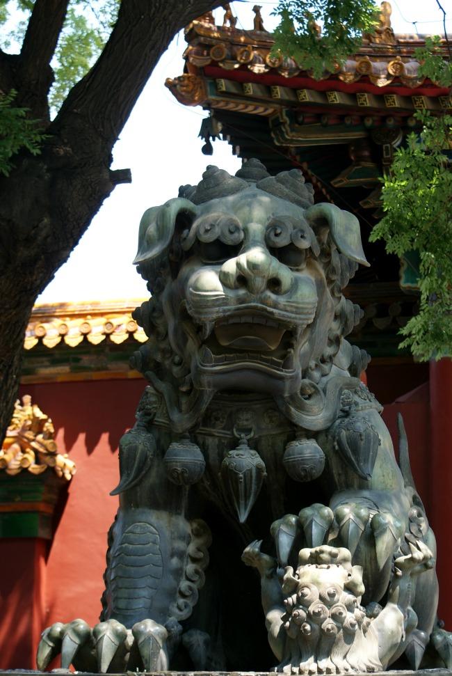 Lama Tempel Beijing