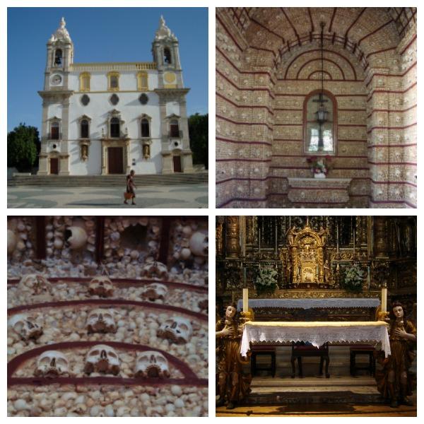 Waag jij je aan een bezoek van Igreja do Carmo & de lugubure Capelo dos Ossos?