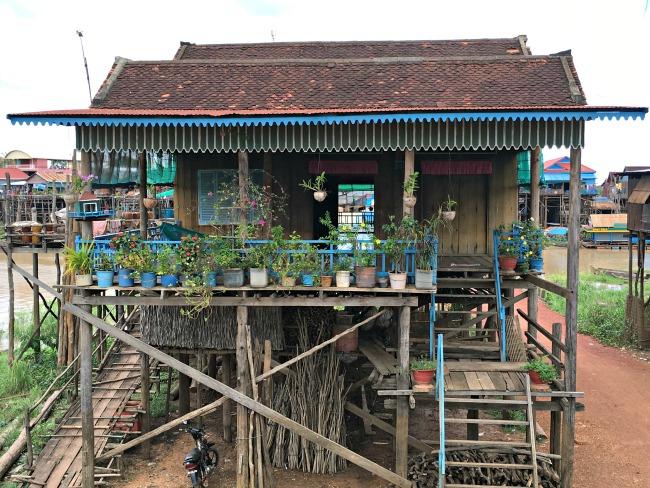 Kampong Kleang Siem Reap