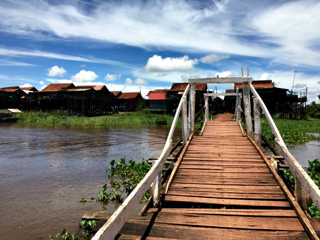 Triple A Adventures Cambodia Kampong Kleang