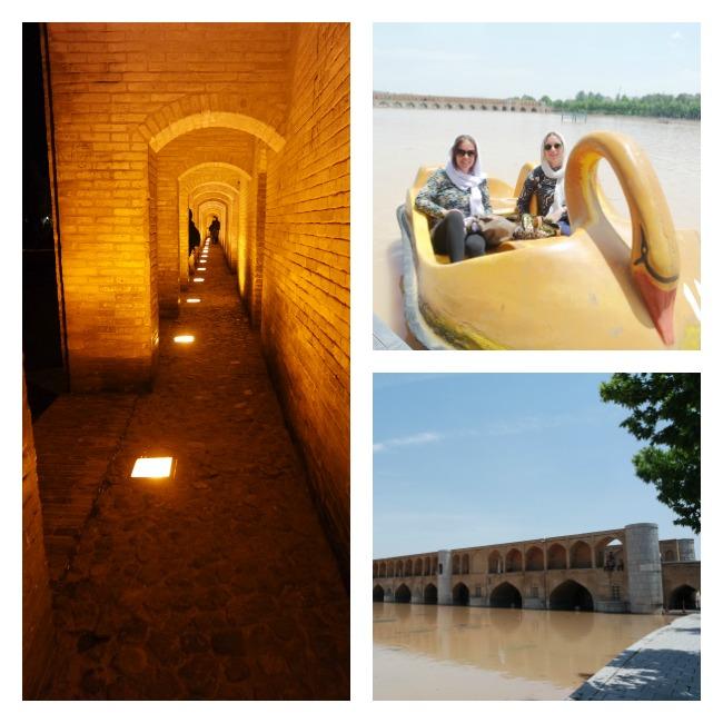 bruggen esfahan