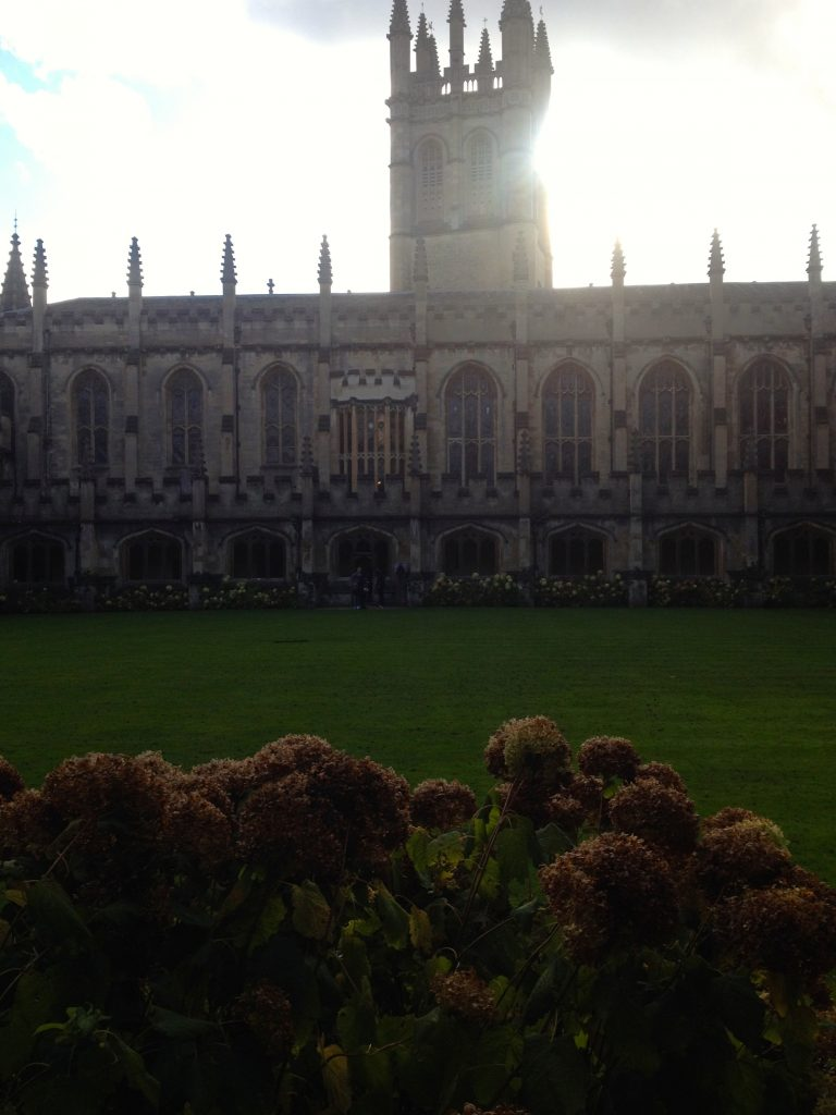 Betoverende colleges in Oxford - Vive Le Voyage