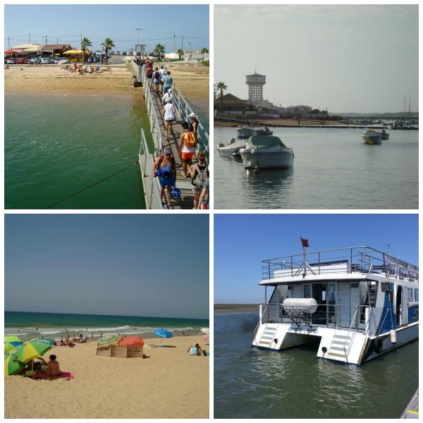 Zoek de gezelligheid of ongereptheid op Praia de Faro