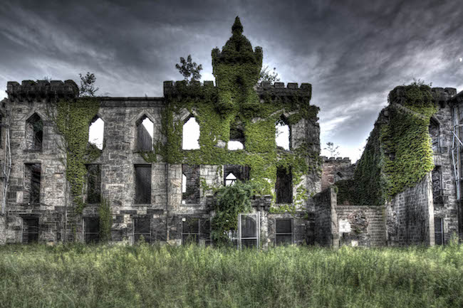 The Smallpox Hospital New York