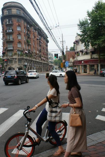 De Franse Concessie Shanghai