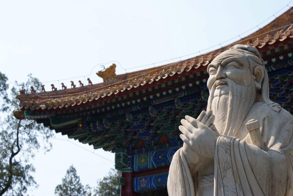 Confucius Tempel Beijing