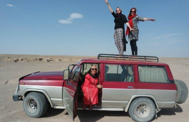 Woestijn Kashan Iran