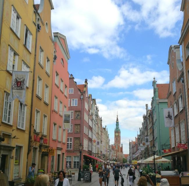 Gdansk Dluga Vive Le Voyage