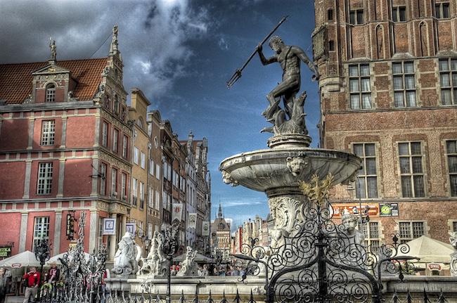 Neptune Gdansk Vive Le Voyage