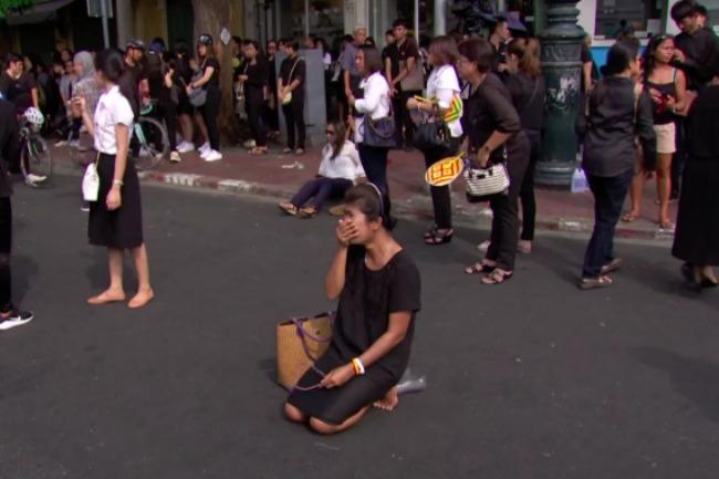 reisadvies-koning-thailand-rouwperiode
