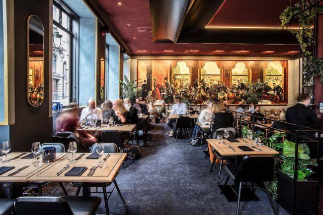 Picture by Grand Café Oslo