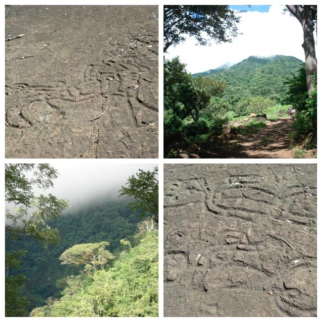 Bezoek één van de 73 plaatsen met in totaal meer dan 1700 rotstekeningen