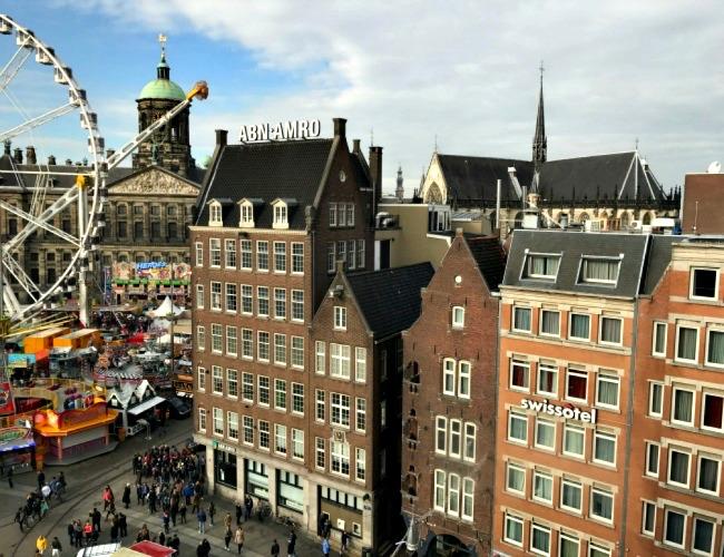 De leukste lunchplekken met uitzicht over Rotterdam! Vive