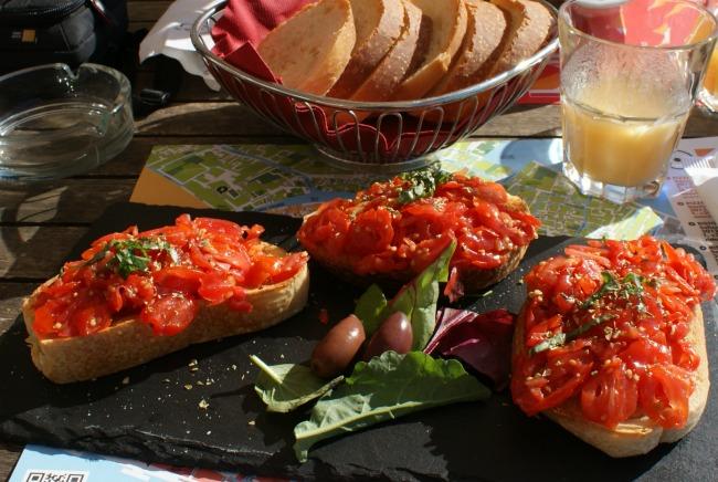 Venetie Italiaans eten