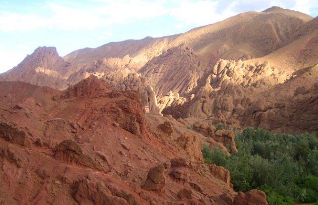 Fotoreportage: Imponerend Marokko