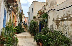 Bezoek aan Alicante