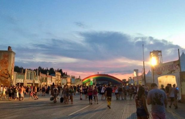 Bucketlist festivals 2017