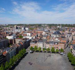 stedentrip in Leuven