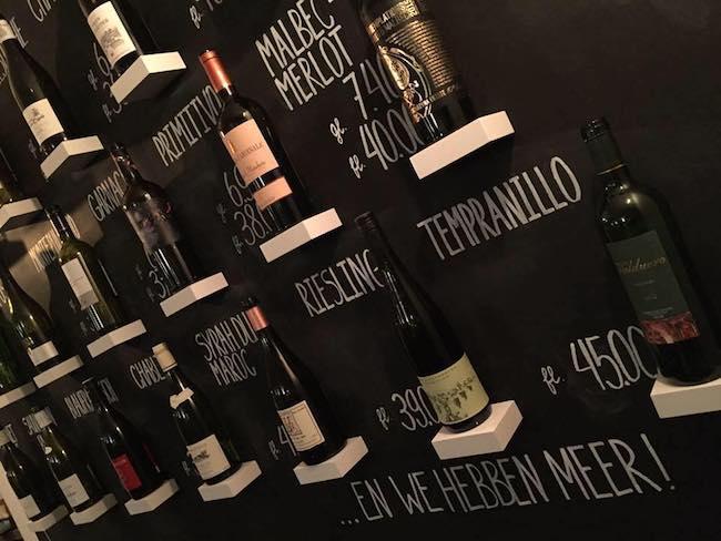 Wijnbars in Utrecht
