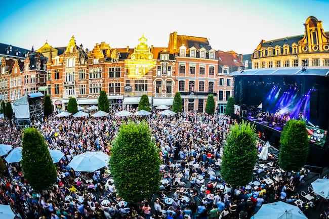 Zomer in Leuven Beleuvenissen
