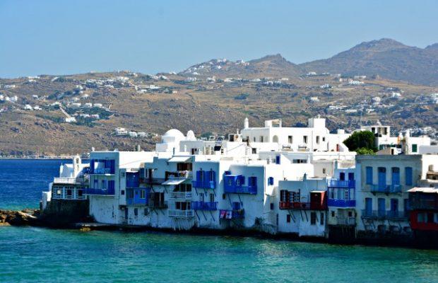 Mykonos in beeld: het zonovergoten Griekse eiland