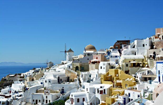 Santorini, het mooiste Griekse eiland