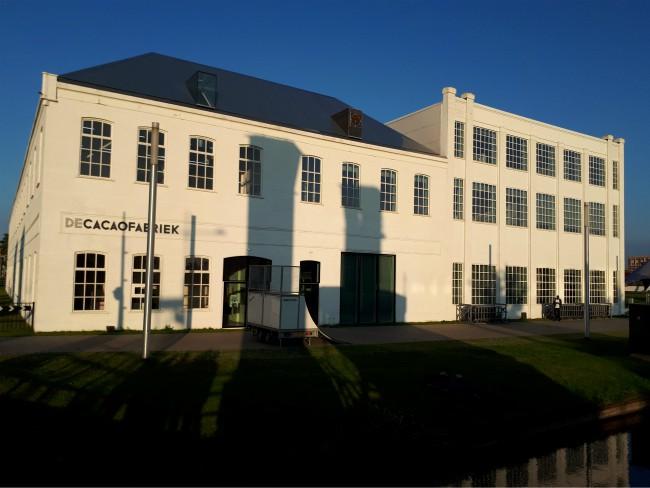 Urban Matterz bij De Cacaofabriek in Helmond