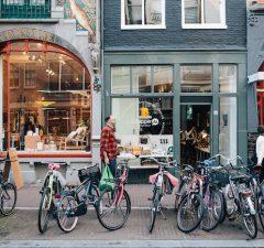 Op wereldreis in de CityZapper Pop-Up Store in Amsterdam