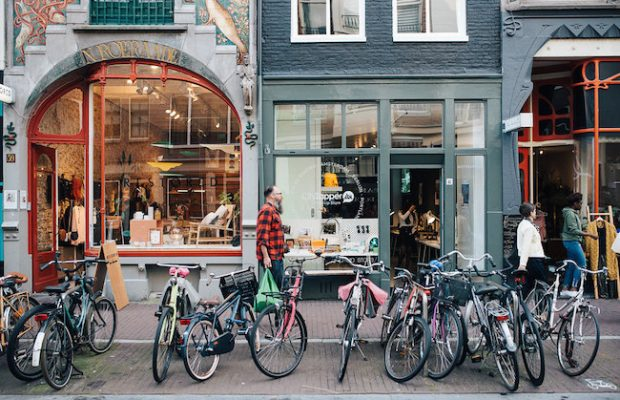 Op wereldreis in de CityZapper Pop-Up Store in Amsterdam